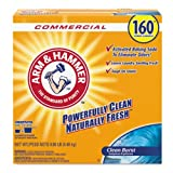 Arm & Hammer CDC 33200-06521 Powder Laundry Detergent, Clean Burst, 11.9 Lb, Box, 3/carton