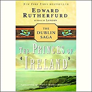 Princes of Ireland Audiobook