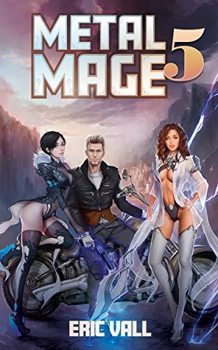 Metal Mage 5 - Eric Vall