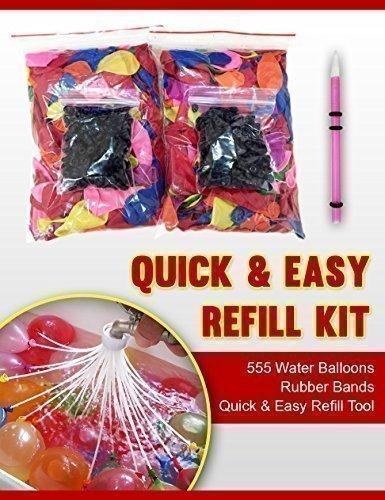 UPC 806802248813, Multi Balloons Quick & Easy Refill Kit