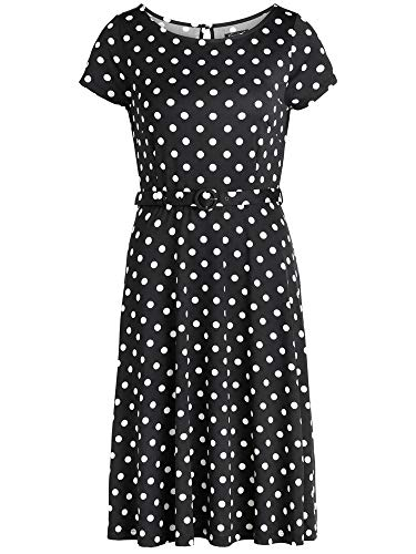 Kleid Betty Black King Partypolka Dress Louie wxAaqA