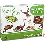 """Jeu de 42 cartes : 7 familles """"Le monde animal"""""""