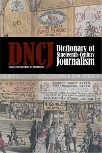 DNCJ: Dictionary of Nineteenth-Century Journalism