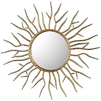 Uttermost 09187 Uttermost Astor Gold Starburst Mirror