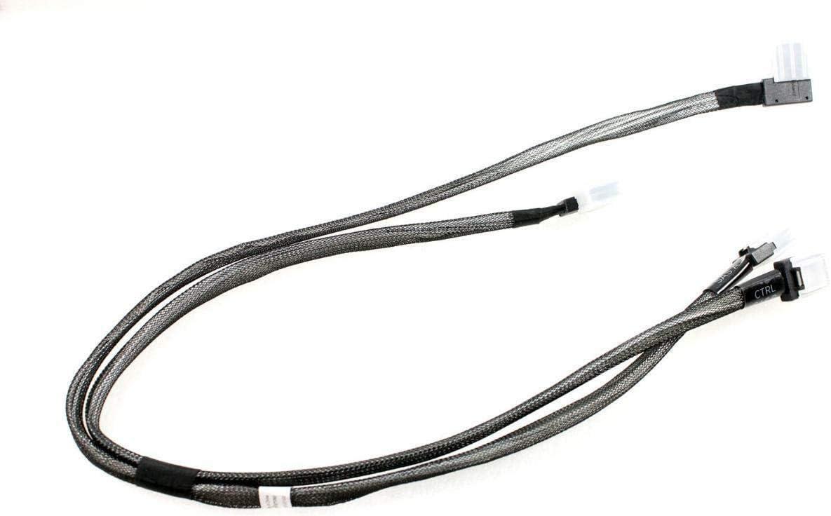 D/èll Poweredge R620 Backplane SAS-A SAS-B to LSI Controller Cable 7Y0N6 CN-07Y0N6 by EbidDealz