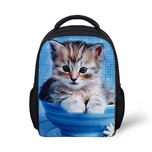 Cat 12 Inch Backpack - 8