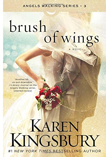 Price comparison product image Brush of Wings: A Novel (Angels Walking)