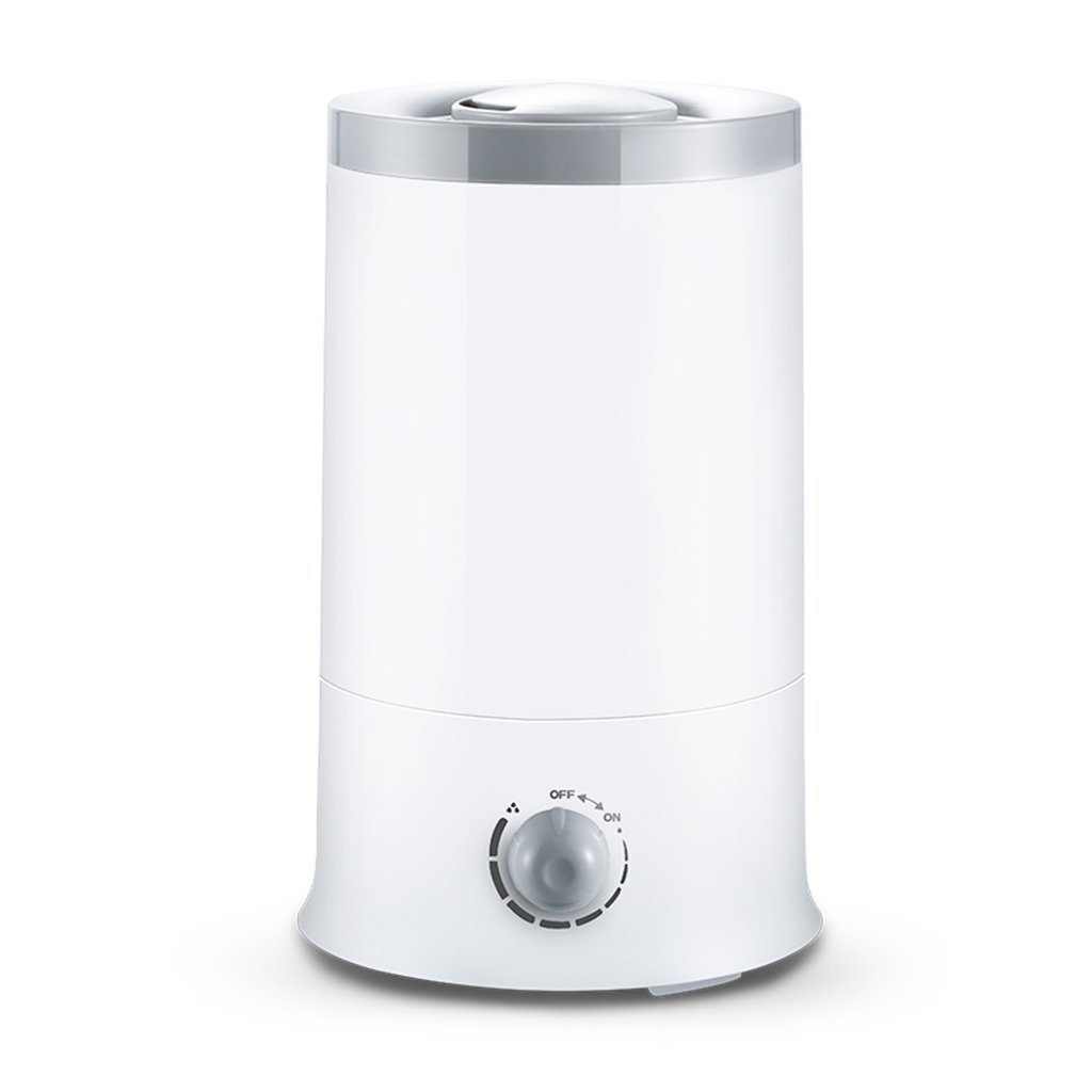 Chi Cheng Fang Electronic business Humidifier home white 2.4L20W high-capacity mute office bedroom pregnant women baby mini aromatherapy machinelength 6.4 width 6.4 height 10.4 inches