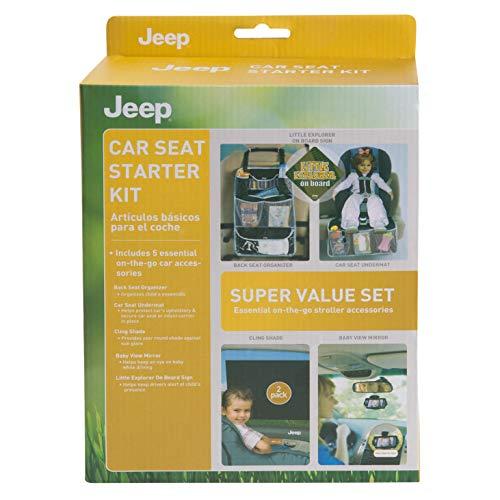 Jeep Car Seat Starter Kit