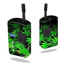 DaVinci Vaporizer Vape E-Cig Mod Box Vinyl DECAL STICKER Skin Wrap / Marijuana Garden Art