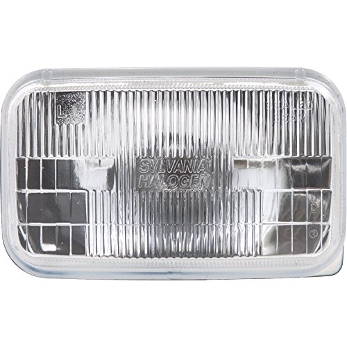 046135308130 - SYLVANIA H4703 Basic Halogen Sealed Beam Headlight 92x150, (Contains 1 Bulb) carousel main 1