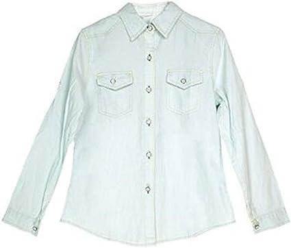 Tayaho Camisa Mujer Camisetas De Manga Larga Blusa De ...
