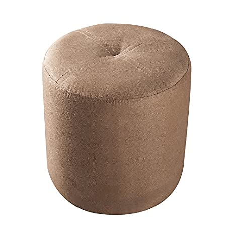 Kings Brand Furniture Round Ottoman Stool (Brown Microfiber)  sc 1 st  Amazon.com & Amazon.com: Kings Brand Furniture Round Ottoman Stool (Brown ... islam-shia.org