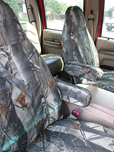 high back seat covers camo - 6