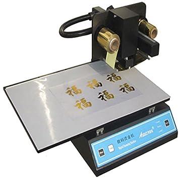 Amazon.com: KOHSTAR adl-3050 a automático Hot Foil Stamping ...