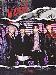 The Rose - [Void] 1st Mini Album package includes CD+Booklet+PhotoCard. Officially distributed Brand New & Factory Sealed CD. Your purchase quantity will be count on Korea HANTEO & GAON Chart! Track List DISK(CD) 1. 01. Candy (so good...