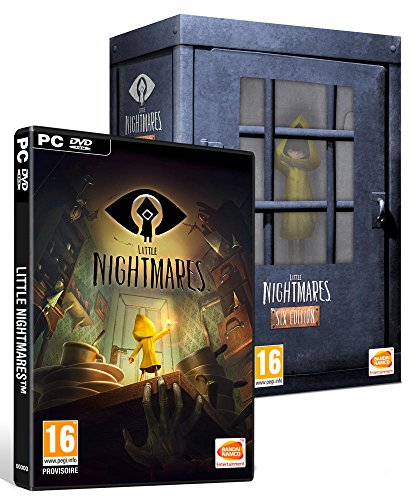 Little Nightmares Six Edition PC/DVD Import