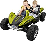 Fisher-Price-Power-Wheels-Dune-Racer-Green-Vehicle