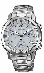Oceanus Women's OCW10DA-7AV Atomic Chronograph Watch