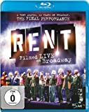 Rent - Filmed Live on Broadway  (OmU) [Edizione: Germania]