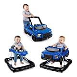 Bright Starts 3 Ways to Play Walker - Ford F-150 Raptor, Lightning Blue, Ages 6 months +