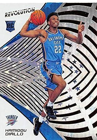 more photos c28cd 61e86 Amazon.com: 2018-19 Panini Revolution Astro Basketball #122 ...