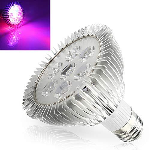 21W Led Grow Light Lampara Crecimiento De Plantas/LED Grow Plantas/Led Cultivo Interior Iluminacion Para Las Plantas De...