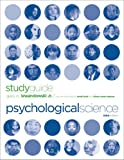 img - for Study Guide: for Psychological Science, Third Edition book / textbook / text book