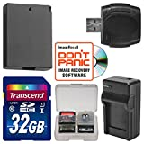 Best Ion Battery For Canon Rebels - LP-E10 Battery & Charger + 32GB SD Card Review