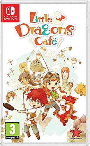 Little Dragons Cafe (Nintendo Switch) (UK IMPORT)