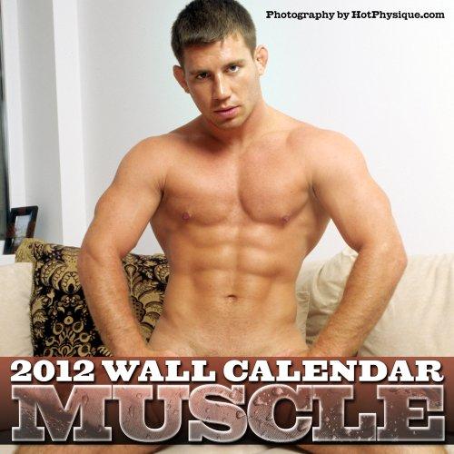 Muscle 2012 Wall Calendar