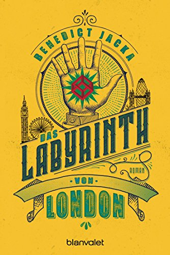 Das Labyrinth von London: Roman (Alex Verus 1) (German Edition)