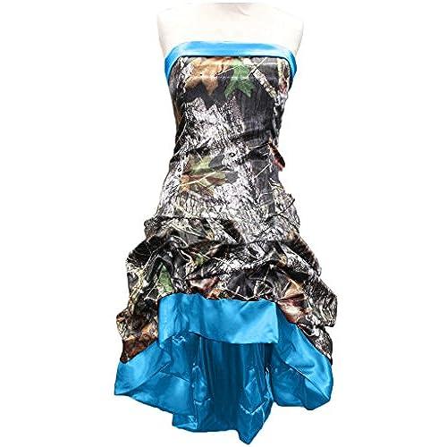 Camo Outdoor Wedding Ideas: Camo Prom Dress: Amazon.com