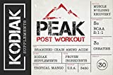 Peak-Post-Workout-BCAA-211-Creatine-Glutamine-Muscle-Recovery-and-Strength-Building-Supplement-30-Servings-Tropical-Mango