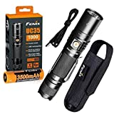 Fenix Led Flashlight 1000 Lumens Review and Comparison