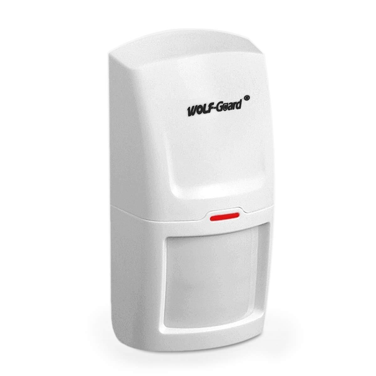 wolf-guard 433 mhz hw-03 PIR Sensor de movimiento, 12 m PIR Detector: Amazon.es: Bricolaje y herramientas