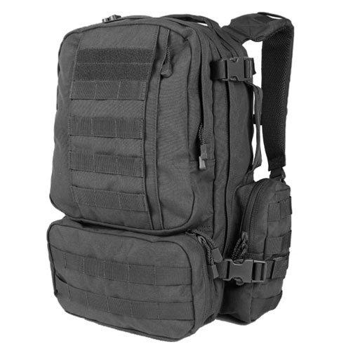 Condor Convoy Outdoor Pack Black ()
