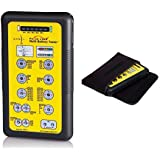 ZTS Multi Battery Tester (MBT-1) Bundle with Soft Carrying & Storage Pouch for the MBT-1 Battery Testers