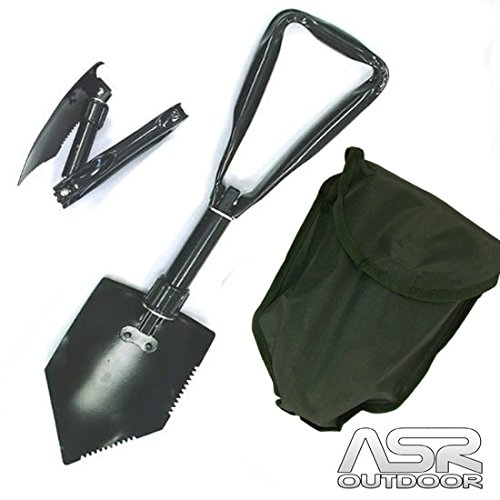 Emergency Survival Collapsible Outdoor and Snow Tri Fold ...
