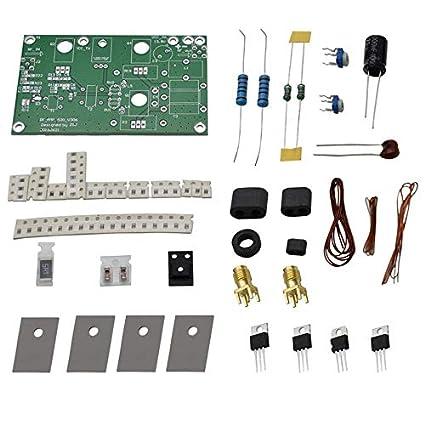 Mouchao Kit DIY 45W SSB Am Amplificador de Potencia Lineal ...