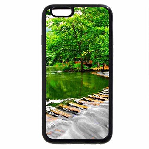 iPhone 6S / iPhone 6 Case (Black) OVER FLOW