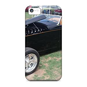 Durable Protector Case Cover With Orange County Laborday Cruise Hot Design For Iphone 5c