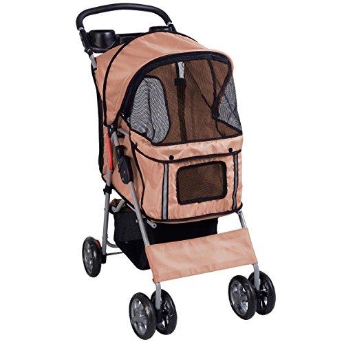 50 Lb Dog Stroller - 9