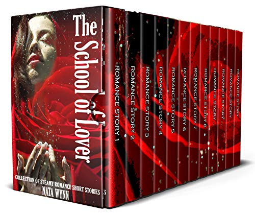 The School of Lover: Collection of Steamy Romance Short Stories