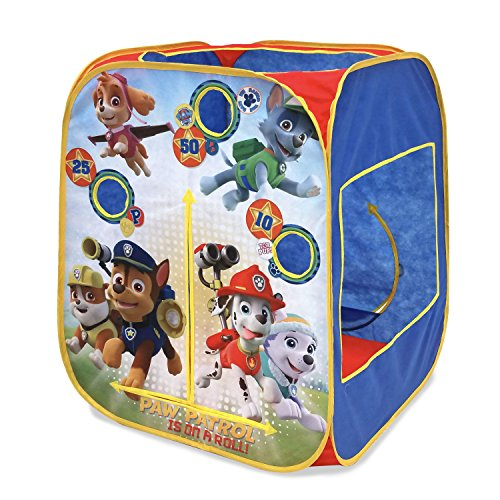Playhut Nickelodeon Paw Patrol Fun Zone Ball Play Tent (Fun Zone Tent)