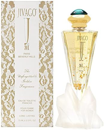 Jivago 24k EDT Spray 2.5 oz