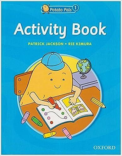 Ilmainen sähköinen oppikirjan lataus Potato Pals 1: Activity Book FB2 by Patrick Jackson 0194391906