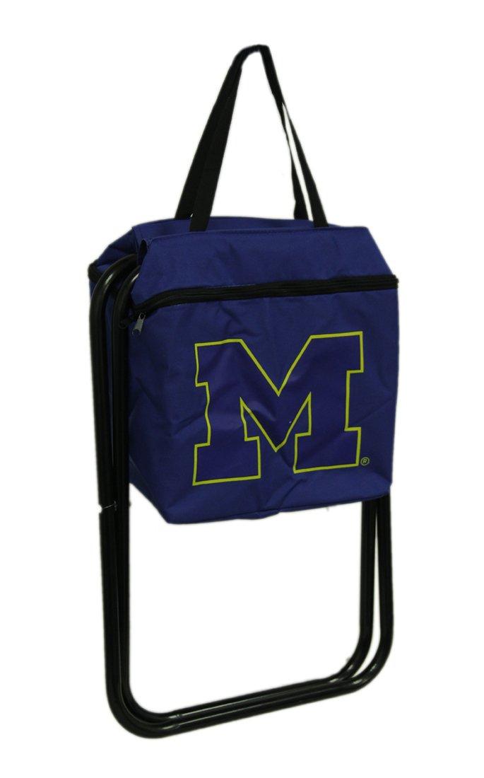 Amazon.com: NCAA poliéster Sillas de Camping mi-quad ...