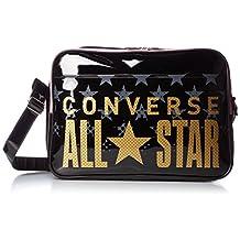 [Converse] shoulder bag enamel shoulder L size C1600052