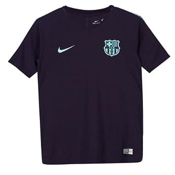 Shirt Training Football Maillot Barcelona 2018 2019 Soccer Nike T qzP0w